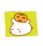 『満月ポン』ポンちゃん秋です(個別スタンプ:23)