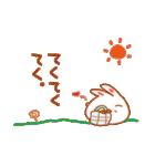 『満月ポン』ポンちゃん秋です(個別スタンプ:33)