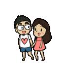 love too very much(個別スタンプ:01)