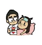 love too very much(個別スタンプ:10)