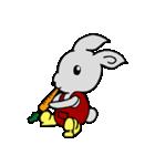 灰色兎の日常生活(個別スタンプ:20)