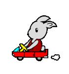 灰色兎の日常生活(個別スタンプ:24)