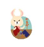 ポンポンとモモの日常(日本語バージョン)(個別スタンプ:15)