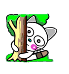 関西弁!ほのぼの猫ちゃん3(個別スタンプ:11)