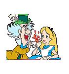 ふしぎの国のアリス(アニメーション)(個別スタンプ:22)