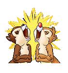 しゃべる♪ミッキーマウスと仲間たち(個別スタンプ:23)