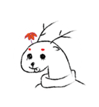 Deer Ugly(個別スタンプ:12)