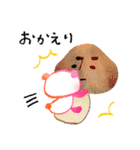花パンダ(個別スタンプ:05)