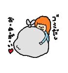 母ちゃん奮闘編(個別スタンプ:06)
