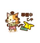 猫のニャンコ侍でござる(個別スタンプ:13)
