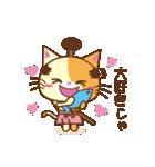 猫のニャンコ侍でござる(個別スタンプ:17)