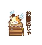 猫のニャンコ侍でござる(個別スタンプ:24)