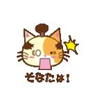 猫のニャンコ侍でござる(個別スタンプ:26)
