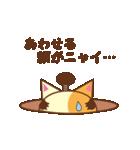 猫のニャンコ侍でござる(個別スタンプ:39)