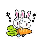 うさ子 with くまごろう(個別スタンプ:36)