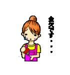主婦が使う人気メッセージ「おだんごママ」(個別スタンプ:28)