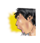 ガンメン☆ズ(個別スタンプ:04)