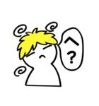 ひとことBoy ~日常会話編 Part1~(個別スタンプ:34)
