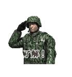 兵(つはもの)くん(個別スタンプ:01)