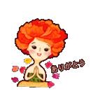 Blossom Girls I (JP)(個別スタンプ:08)