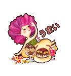 Blossom Girls I (JP)(個別スタンプ:19)
