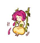 Blossom Girls I (JP)(個別スタンプ:28)