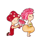 Blossom Girls I (JP)(個別スタンプ:38)