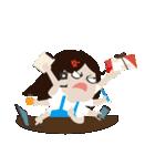 Maeka Poohna LIKE & Sellsuki(個別スタンプ:16)