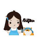 Maeka Poohna LIKE & Sellsuki(個別スタンプ:18)