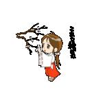 ことだま巫女ちゃん(個別スタンプ:25)