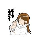 ことだま巫女ちゃん(個別スタンプ:34)