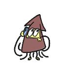 イカ忍者(個別スタンプ:03)