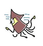 イカ忍者(個別スタンプ:04)