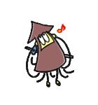 イカ忍者(個別スタンプ:05)