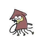 イカ忍者(個別スタンプ:08)
