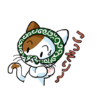 泥棒ネコ(個別スタンプ:27)