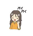 ArchyGirl (Japanese Ver.)(個別スタンプ:03)