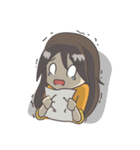 ArchyGirl (Japanese Ver.)(個別スタンプ:07)