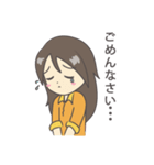 ArchyGirl (Japanese Ver.)(個別スタンプ:09)