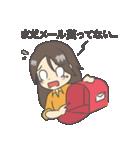 ArchyGirl (Japanese Ver.)(個別スタンプ:28)