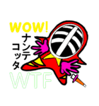覆面剣士3 Masked swordsman(個別スタンプ:33)