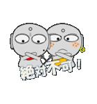 ほくろ地蔵 meets そばかす地蔵(個別スタンプ:02)