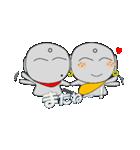 ほくろ地蔵 meets そばかす地蔵(個別スタンプ:05)