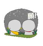 ほくろ地蔵 meets そばかす地蔵(個別スタンプ:10)