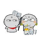 ほくろ地蔵 meets そばかす地蔵(個別スタンプ:15)