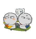 ほくろ地蔵 meets そばかす地蔵(個別スタンプ:32)