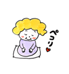かわいいママのママへ 001(個別スタンプ:33)
