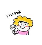 かわいいママのママへ 001(個別スタンプ:34)