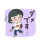 応援ママ 子どもの習い事編(個別スタンプ:08)