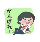 応援ママ 子どもの習い事編(個別スタンプ:27)